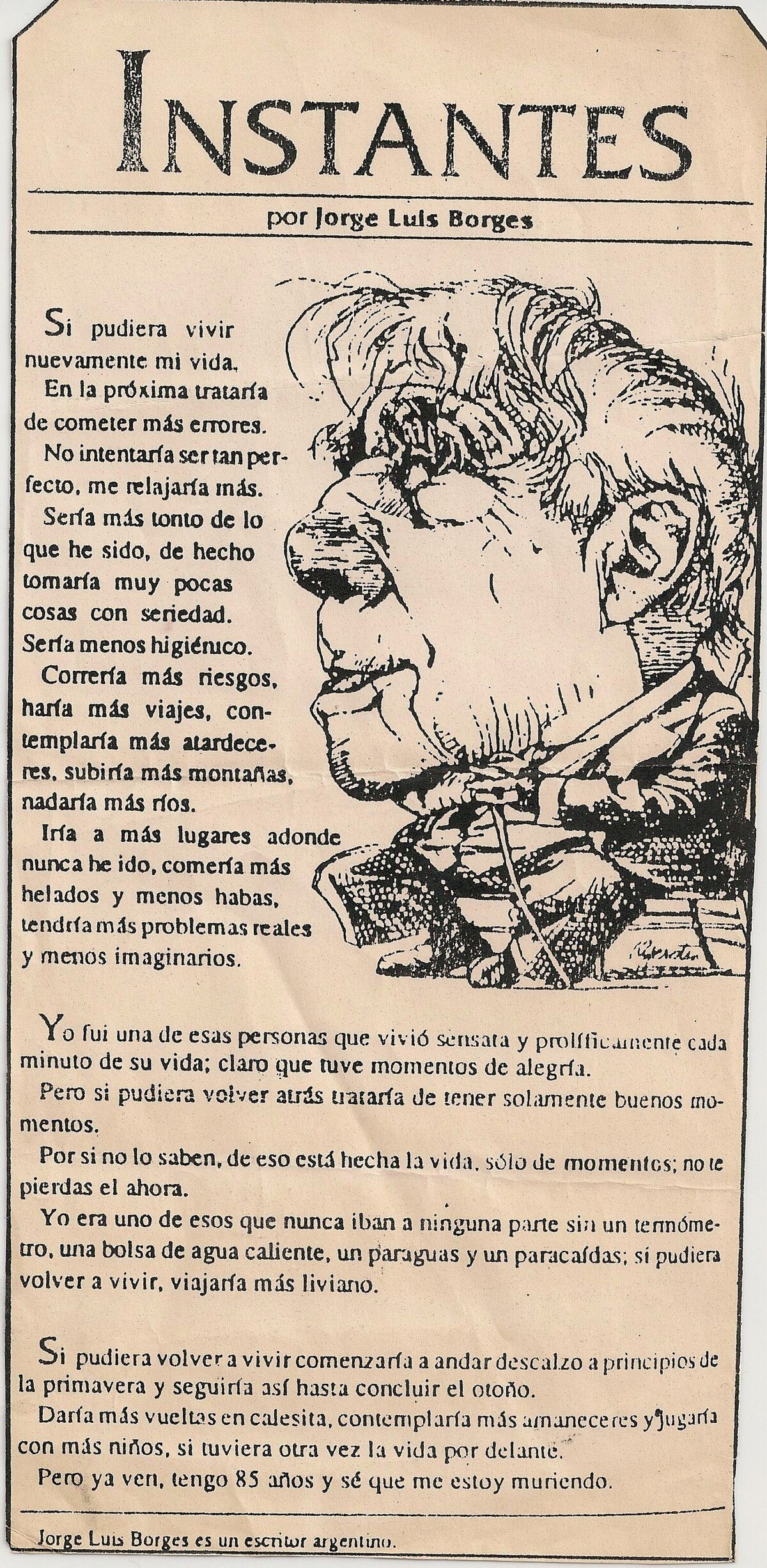 Borges apocrifo