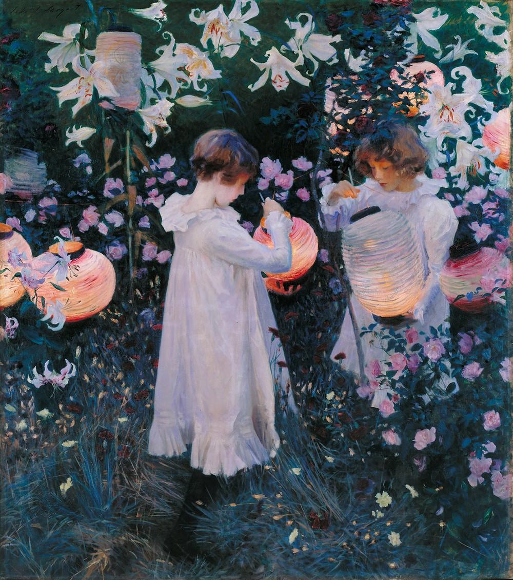 John Singer Sargent Carnation Lily Lily Rose Google Art Project