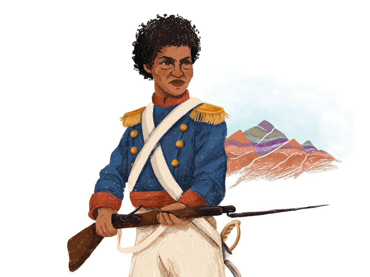 Maria Remedios del Valle 3