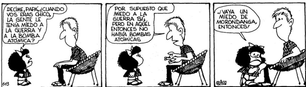 Morondanga en Mafalda