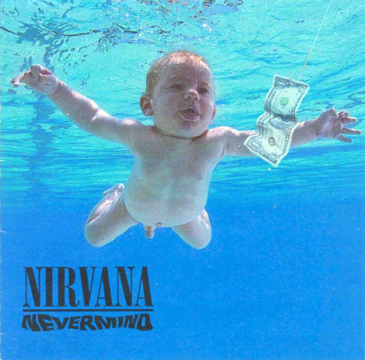 Nirvana nevermind demanda