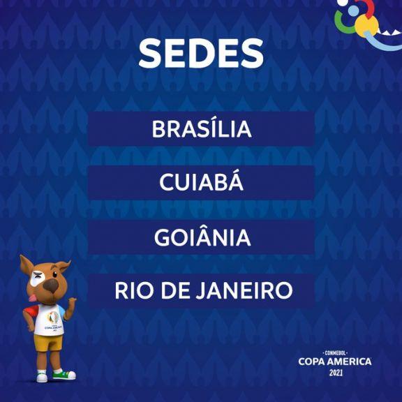 copaamerica 2021 sedes 1
