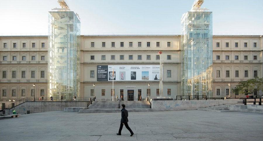 curiosidades museo reina sofia