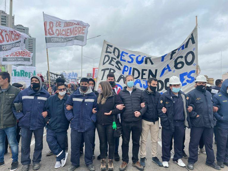 puente pueyrredon protesta 3 9