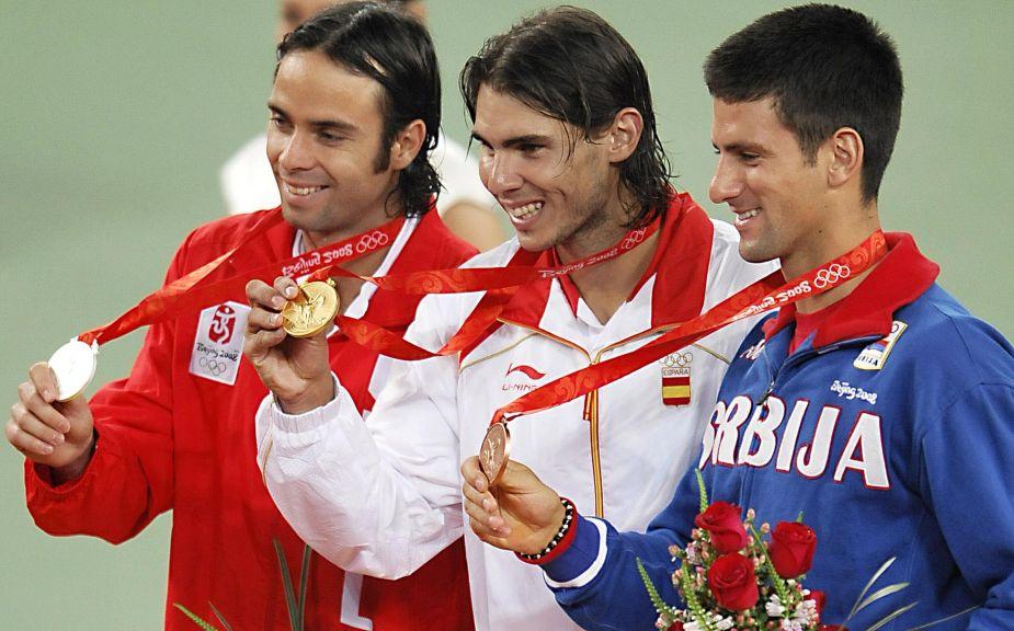 tenis nadal juegosolimpicos 2008