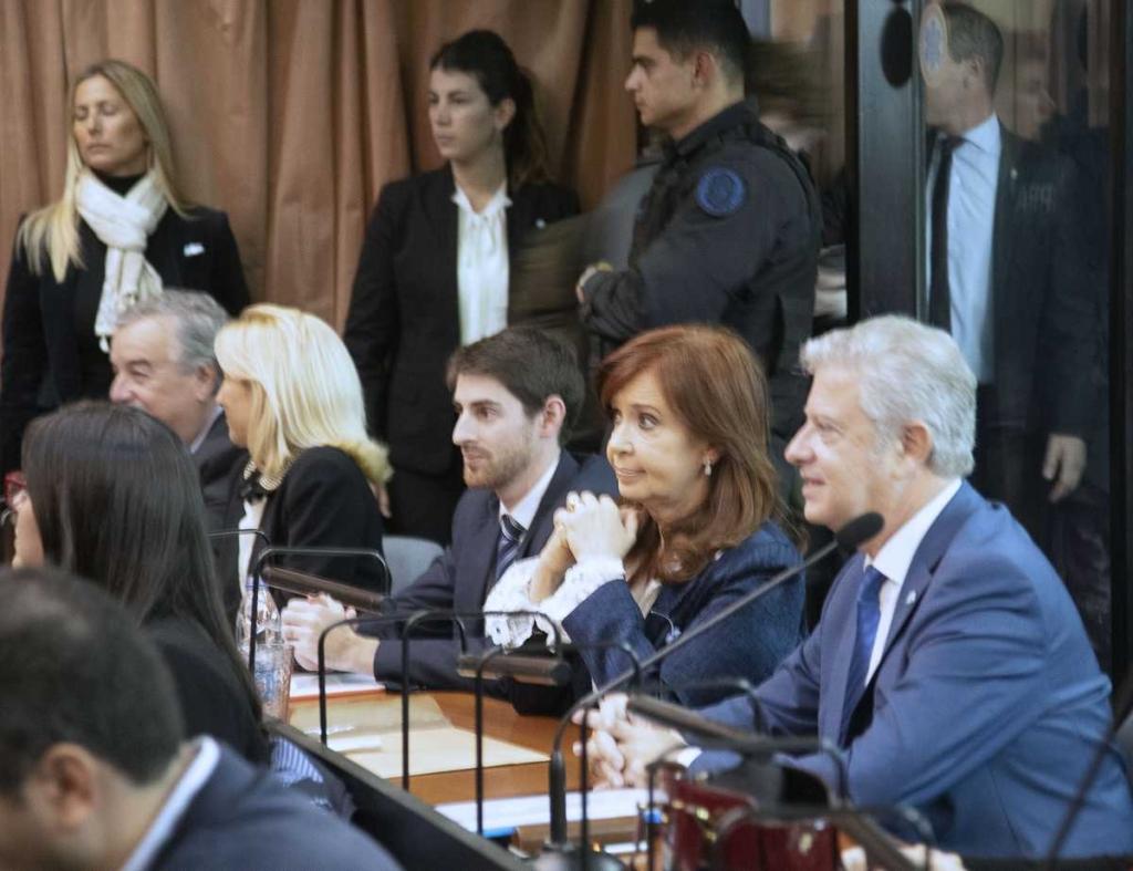 La condena de Báez impacta de lleno en el juicio contra Cristina Kirchner  por la obra pública - Noticias Argentinas | Agencia de noticias