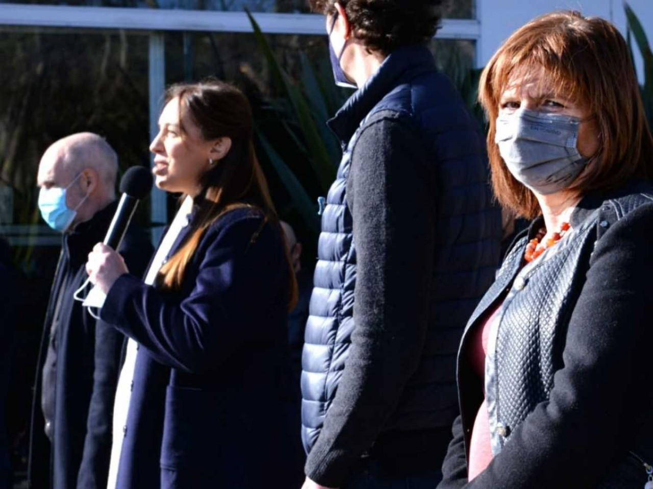 """Patricia Bullrich presentará un """"código de ética"""" para calmar la interna en Juntos"""