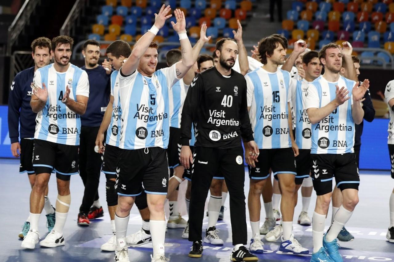 La Selección de handball ya tiene sus 17 jugadores para los Juegos  Olímpicos - Noticias Argentinas | Agencia de noticias