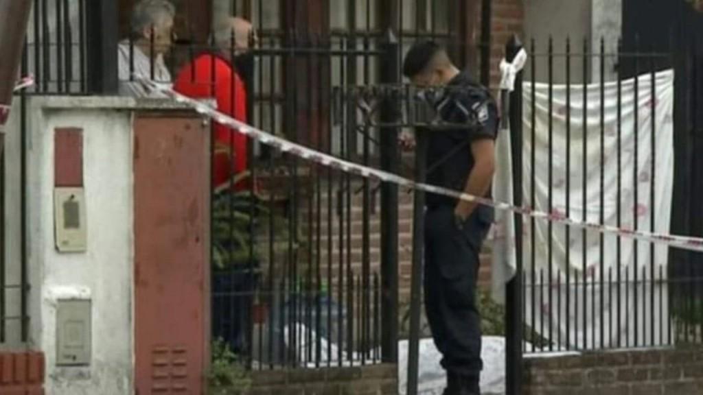 La víctima fue identificada como Lucas Iván Cancino y se dirigía al colegio.