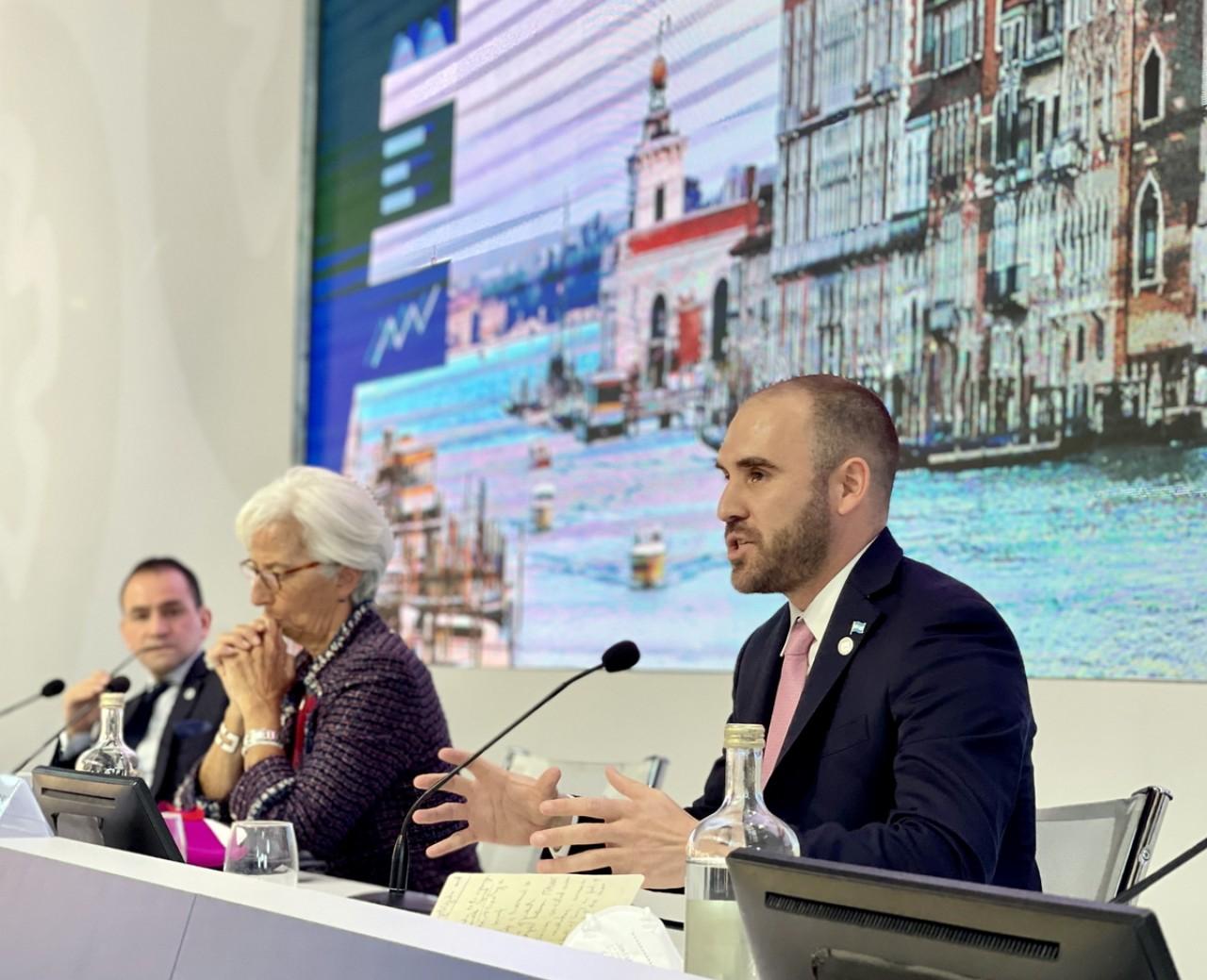 La Argentina será el país que menos crecerá en 2022, según la OCDE -  Noticias Argentinas