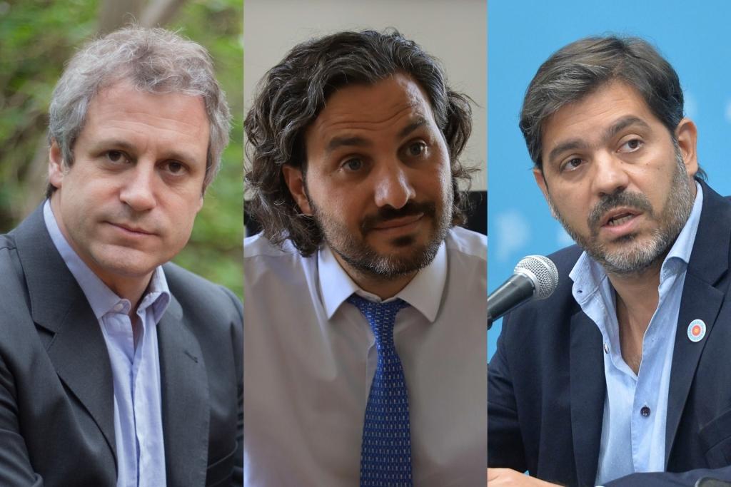 Cafiero recibe esta tarde a sus pares de Ciudad y Provincia, Felipe Miguel y Carlos Bianco - Noticias Argentinas   Agencia de noticias