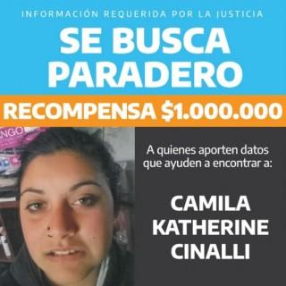 Duplican la recompensa ofrecida para dar con el paradero de una joven que  desapareció en 2015 en San Miguel del Monte - Noticias Argentinas | Agencia  de noticias