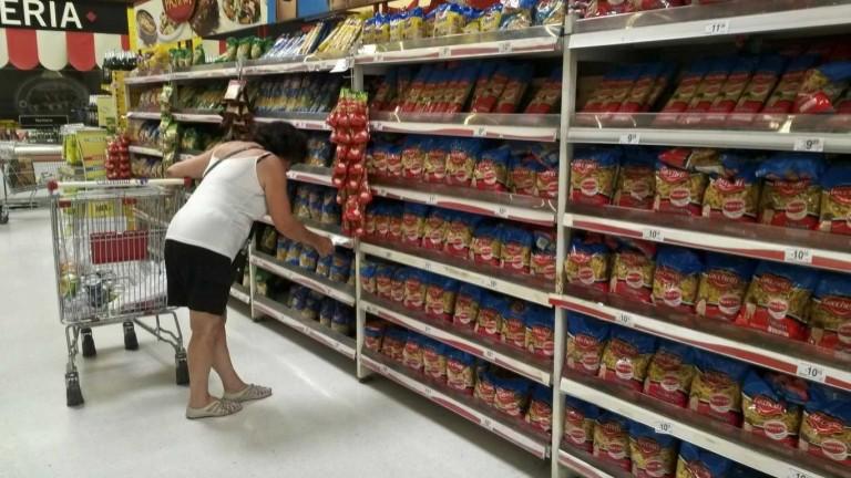 Los alimentos acumularon una suba de precios del 1,73% en la primera quincena de abril en la Ciudad