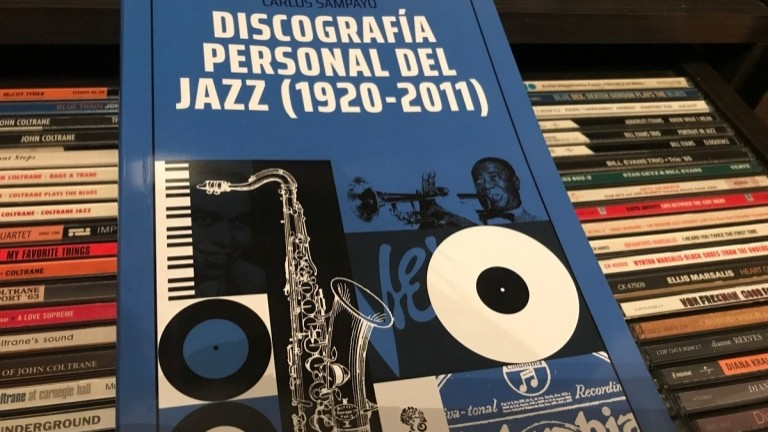 La gran guía del jazz de Carlos Sampayo