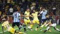Rosario Central le ganó a Racing en Arroyito y amargó el debut de Gago