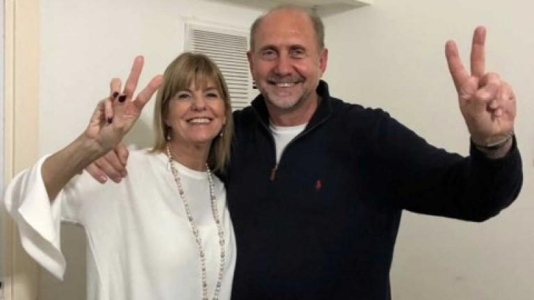 Rodenas pidió licencia como vicegobernadora de Santa Fe para dedicarse a la campaña junto a Rossi