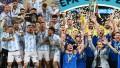 Oficial: Argentina e Italia se enfrentarán en un duelo de campeones