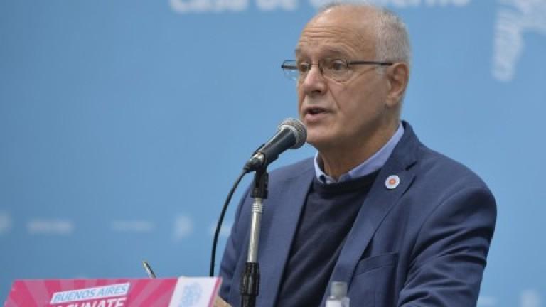 """Gollan pidió a Juntos por el Cambio que """"dé el debate en el Parlamento, no sólo frente a la cámara"""""""