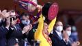 De la mano de Messi, Barcelona goleó a Athletic de Bilbao y ganó la Copa del Rey