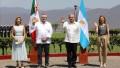 En México, Alberto Fernández llamó a