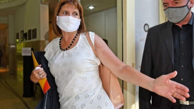 Bullrich afirmó que el PRO también irá a la Justicia contra el DNU de las nuevas restricciones