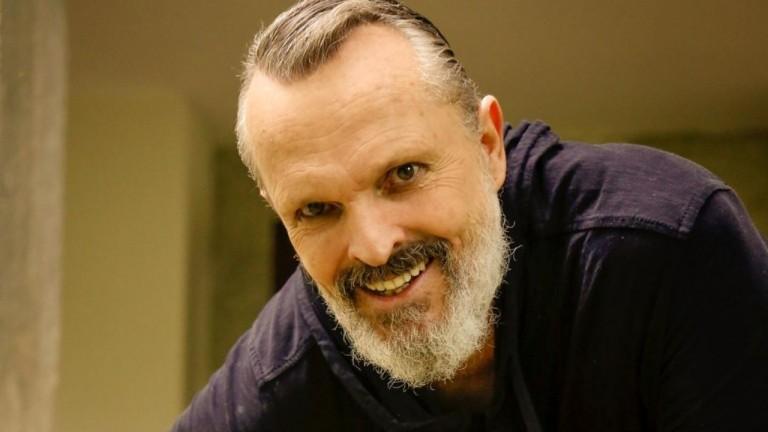 Miguel Bosé tendrá una serie sobre su vida que se verá en Paramount+