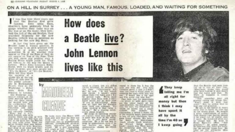 La frase de Lennon que indignó a los católicos e impulsó una quema de discos de los Beatles