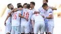 España goleó a Eslovaquia 5 a 0 y sigue en carrera en la Eurocopa