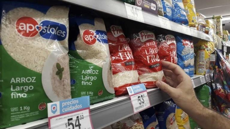 Pelea contra la inflación: ahora lanzan una canasta de 120 productos para almacenes