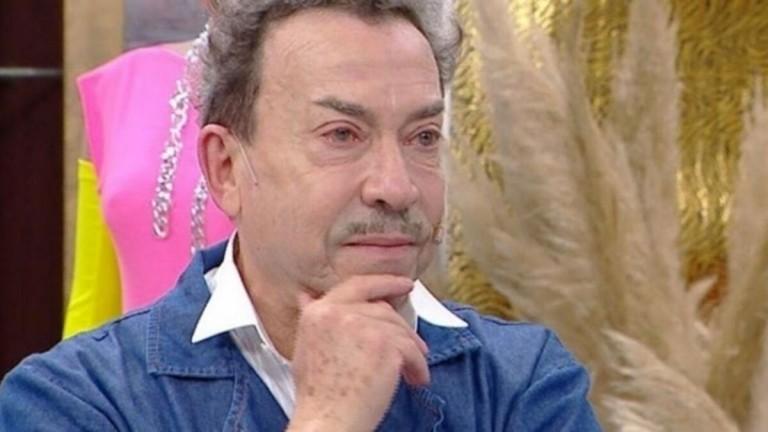 Internaron a Aníbal Pachano, comenzará un nuevo tratamiento para su lucha contra el cáncer