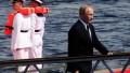 Severa advertencia de Putin a sus adversarios externos