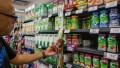 Góndolas: supermercados deberán mostrar planos con la disposición de los productos