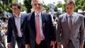 Alberto Fernández se muestra con De Pedro y Massa en La Rioja ante gobernadores del PJ