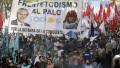 El peronismo realiza marchas en Plaza de Mayo y otros puntos del país por el 17 de octubre