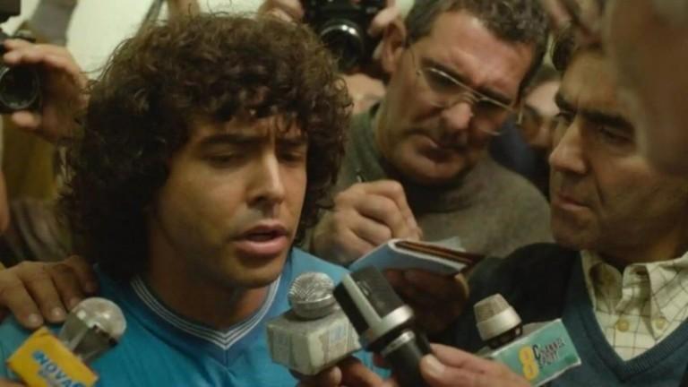 El estreno de la serie de Diego Maradona se podrá ver por TV abierta