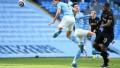 Con Agüero como titular, Manchester City venció al West Ham por 2 a 1 y logró su vigésimo triunfo consecutivo