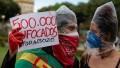 Brasil llega a los 500 mil muertos por coronavirus