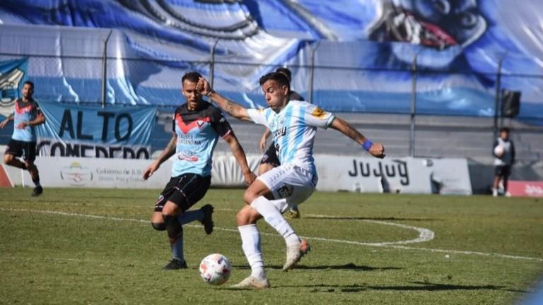 Empate sin goles entre Gimnasia de Jujuy y Brown de Adrogué