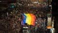 Centenares de uruguayos marcharon por la Diversidad