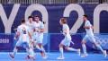 Los dos golazos de Los Leones, que lograron su primer triunfo en Tokio 2020