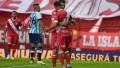 Argentinos pegó dos veces y acrecentó el mal momento de Racing