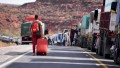 Neuquén: trabajadores de la Salud suspendieron los cortes de puentes, pero el conflicto continúa