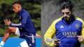 En Boca volvieron Zambrano y Villa y se fueron Capaldo y Andrada
