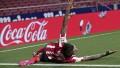 Con gol de Correa, Atlético de Madrid venció a Real Sociedad y sueña con el título en España