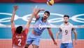 Remontada de los chicos del voley ante Túnez y a un paso de la clasificación a cuartos en Tokio 2020