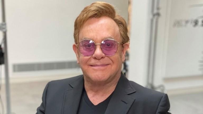 Elton John pospuso su gira por Europa por un problema de salud