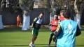 Defensa y Justicia regresó a los entrenamientos y anunció la llegada de Lucas Barrios