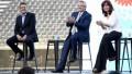 Alberto Fernández y Massa deberán declarar como testigos en el juicio contra Cristina Kirchner