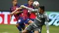 San Lorenzo empató 2 a 2 con Santos, no le alcanzó y jugará la Sudamericana