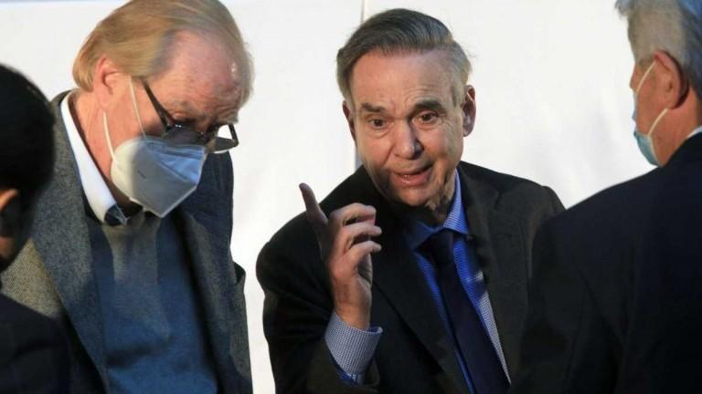 """Pichetto elogió a Castillo por una medida sobre delincuentes extranjeros: """"Será de izquierda pero cuida a sus nacionales"""""""